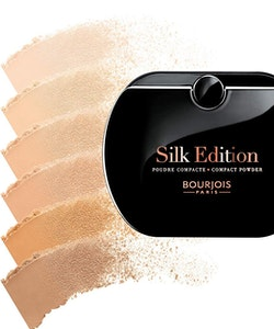Bourjois Silk Edition Compact Powder-55 Golden Honey