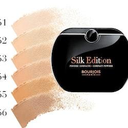 Bourjois Silk Edition Compact Powder-56 Bronze(Dark)