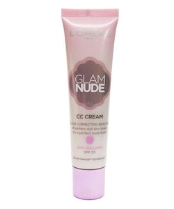L'Oreal Glam Nude CC Cream - Anti-Dullness