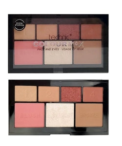 Technic Colour Max VeganSuitable Face and Eyes Palette