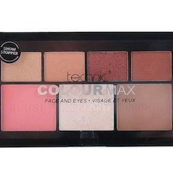 Technic Colour Max VeganSuitable Face and Eyes Palette