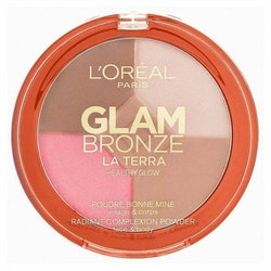 L'Oreal Glam Bronze La Terra Healthy Glow Powder - 01 Light Laguna