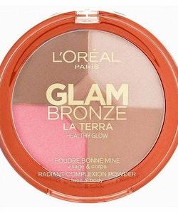 L'Oreal Glam Bronze La Terra Healthy Glow Powder - 01 Light Laguna