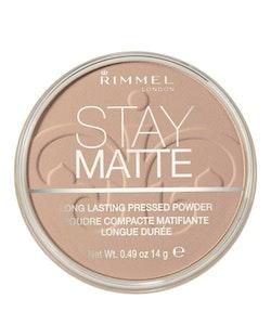 Rimmel Stay Matte Lasting Pressed Powder - 018 Creamy Beige