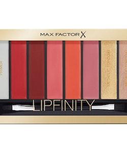 Max Factor Lipfinity Designer Lip Palette - 04 Reds Metal