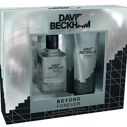 David BeckhamBeyond Forever After Shave Lotion 60ml Giftset