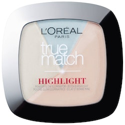 L'Oréal True Match Powder Glow Illuminating Highlighter-02.R/C - Icy Glow & Rosé Glacé Glow