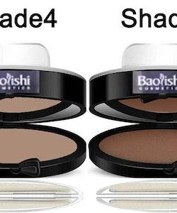Baolishi The 3 seconds Quick Fix Make-up Printing Pretty Eye Brows-Shade8