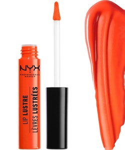 NYX Lip Lustre Glossy Lip Tint - 08 Juicy Peach