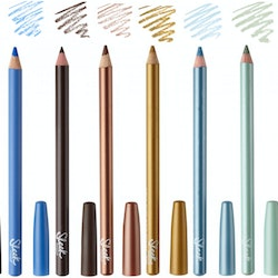 Sleek Kohl Eyeliner Pencil-Sheer Marine