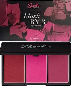 Sleek Makeup Blush by 3 Palette - 366 Pink Sprint