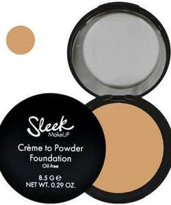 Sleek SPF15 Creme To Powder Foundation - 484 Sand