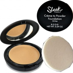 Sleek SPF15 Creme To Powder Foundation - 484 Sand