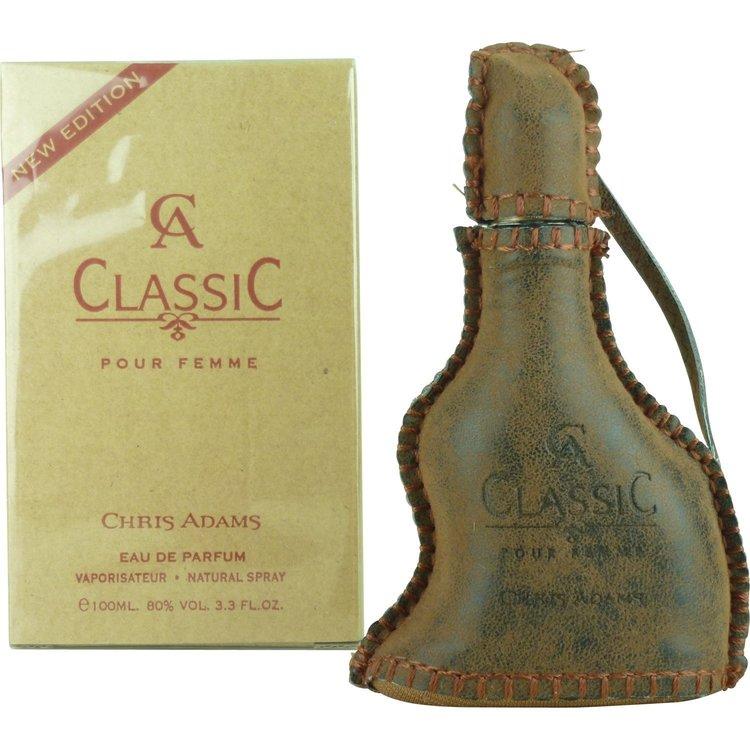 Chris Adams Classic Pour Femme EDP 100ml-Platinum Collection