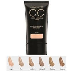 Max Factor CC Colour Correcting Cream SPF10 - 60 Medium