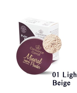 CCUK Mineral 100% Natural Loose Powder - 01 Light Beige