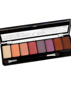 Eveline Eyeshadow Professional Palette -03 Modern Glam