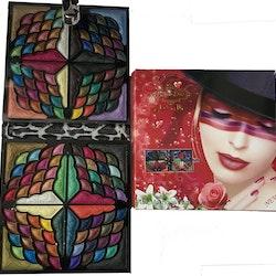 Kiss Rose Professional 152 Makhmali Glitter Pearl Eyeshadow