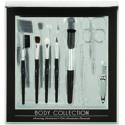 Body Collection Amazing accessories 8 Piece Brush Set