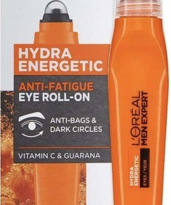 L'Oréal Men Expert Pure Power Roll On-Anti Dark Circles + Anti-Bags