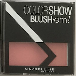 Maybelline Color Show Blush'em! Duo Blusher - Dusty Pink
