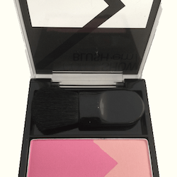 Maybelline Color Show Blush'em! Duo Blusher-Rose Petal Pink