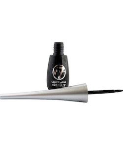 W7 Dip Liquid Eyeliner - Blackest Black