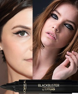 L'Oréal Superliner Blackbuster Eyeliner - Black