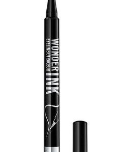 Rimmel London Wonder Wing Eyeliner - 001 Black