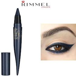 Rimmel 24H Ultimate Waterproof Kohl Kajal - Carbon Sapphire