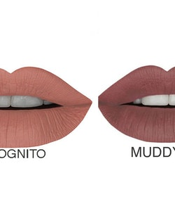 Bellapierre Transfer Liquid Lipstick Kit-Incognito/Muddy Rose