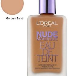 L'Oreal Magic Nude Eau De Teint Fresh Foundation SPF18 - 220 Golden Sand