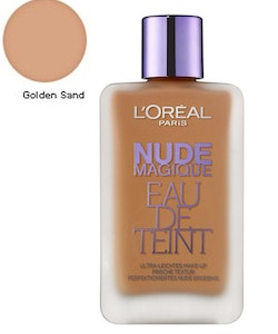 L'Oreal Magic Nude Eau De Teint Fresh Foundation SPF18 - 220 Golden Sand