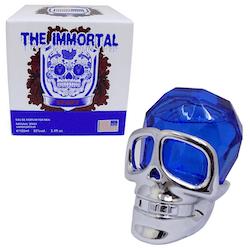 C2U THE IMMORTAL SPORT BLUE Homme EDP 100ml