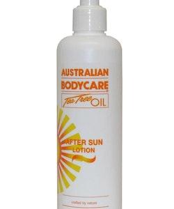 Australian Bodycare After Sun Lotion 250ml med Tea Tree olja