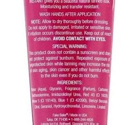 Fake Bake Beyond Bronze Wash off Tan - Light