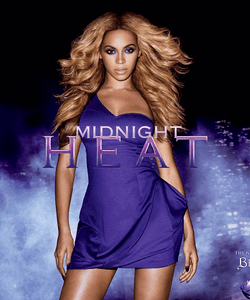 Beyonce MidNIGHT Heat SENSUAL Eau de Parfum 30ml Gift Set 3st