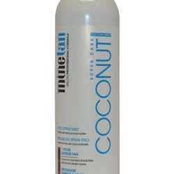 Minetan Coconut Super Dark Self Tan 220ml