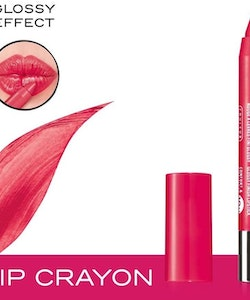 Bourjois Color Boost Lip Crayon SPF15 Waterproof - 01 Red Sunrise