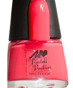 Manhattan Pastell Pretties Nail Care Polish-002