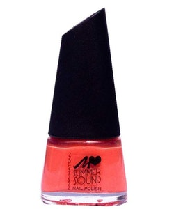 Manhattan Summer Sound Nail Polish - 004 redbanger