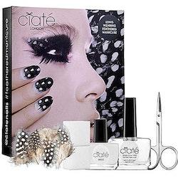 Ciaté Feathered Manicure Set Ciaté