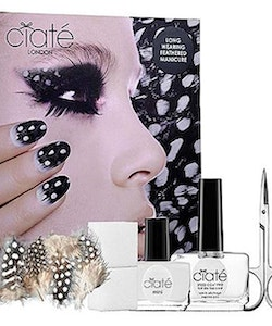 Ciaté Feathered Manicure Set Ciaté