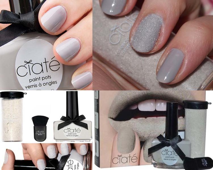 Ciaté VELVET Manicure - Velvet Mink Cashmere Set