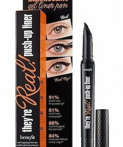 Beyond Cosmetics They're Real Push-Up Eyeliner - Beyond Blue