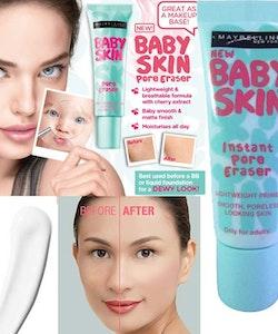 Maybelline Baby Skin Instant Pore Eraser Lightweight Primer