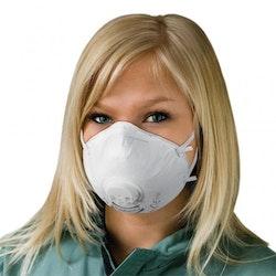 10st Granberg Face Mask Valved Respirators FFP2