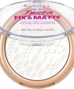 Rimmel Insta Fix & Matte Translucent Powder