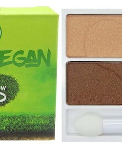 W7 VERY VEGAN Eyeshadow Quad-Autumn Amber