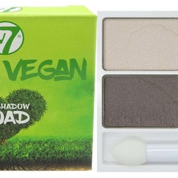W7 VERY VEGAN Eyeshadow Quad-Spring Spice